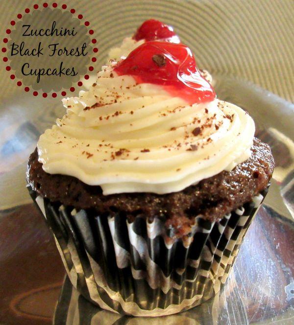 zucchini black forest cupcakes tornadough alli. Black Bedroom Furniture Sets. Home Design Ideas