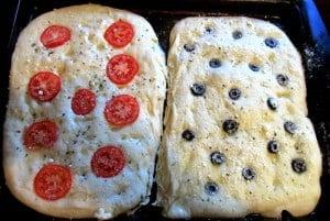 Focaccia Bread 3