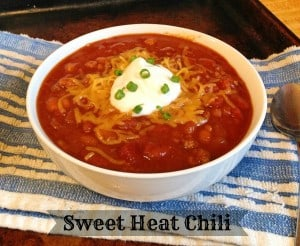 Sweet Heat Chili