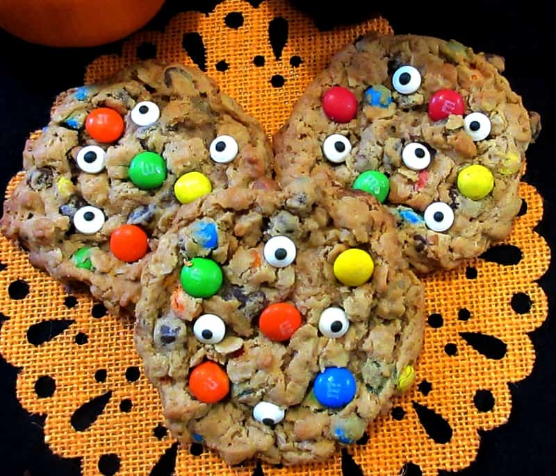 Monster Cookies - Tornadough Alli