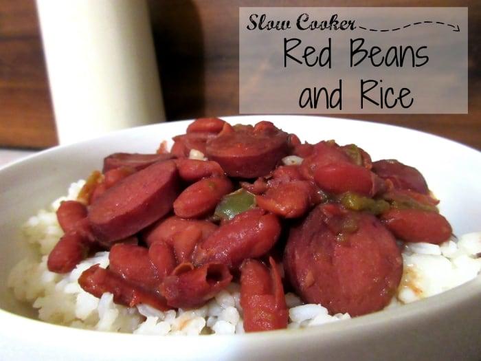 Red Bean and Rice 3