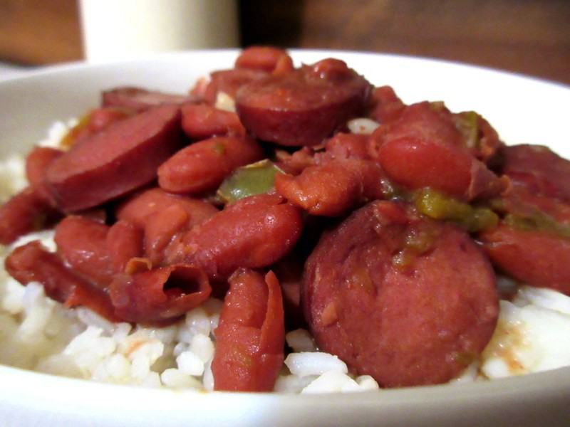 Red Beans and Rice 4