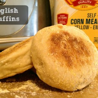 Featured English muffin photo