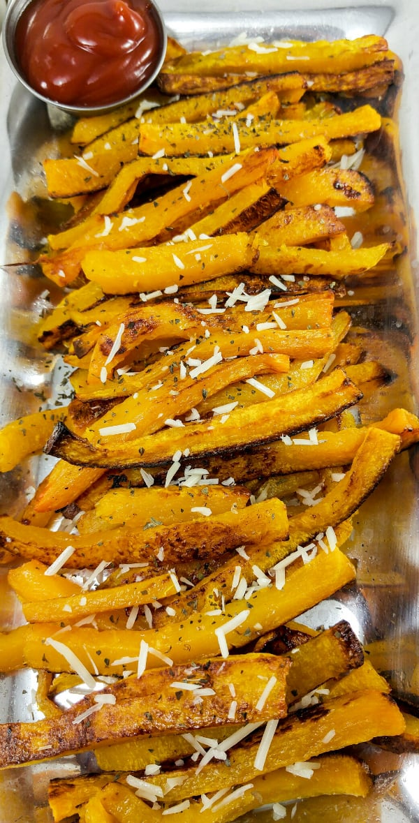 Butternut Squash Fries 2