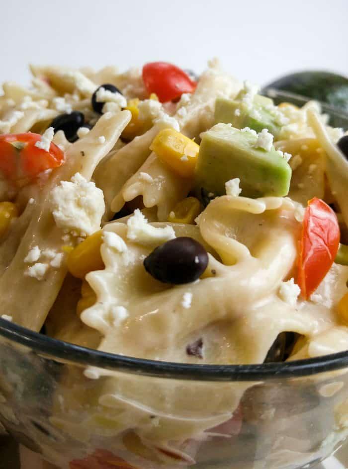 Mexicali Bowtie Salad 2