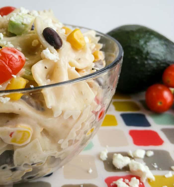 Mexicali Bowtie Salad 3