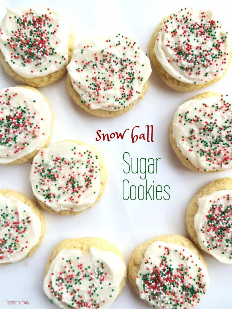 Snowball Cookies Throwback Thursday Link Party| https://dadwhats4dinner.com/