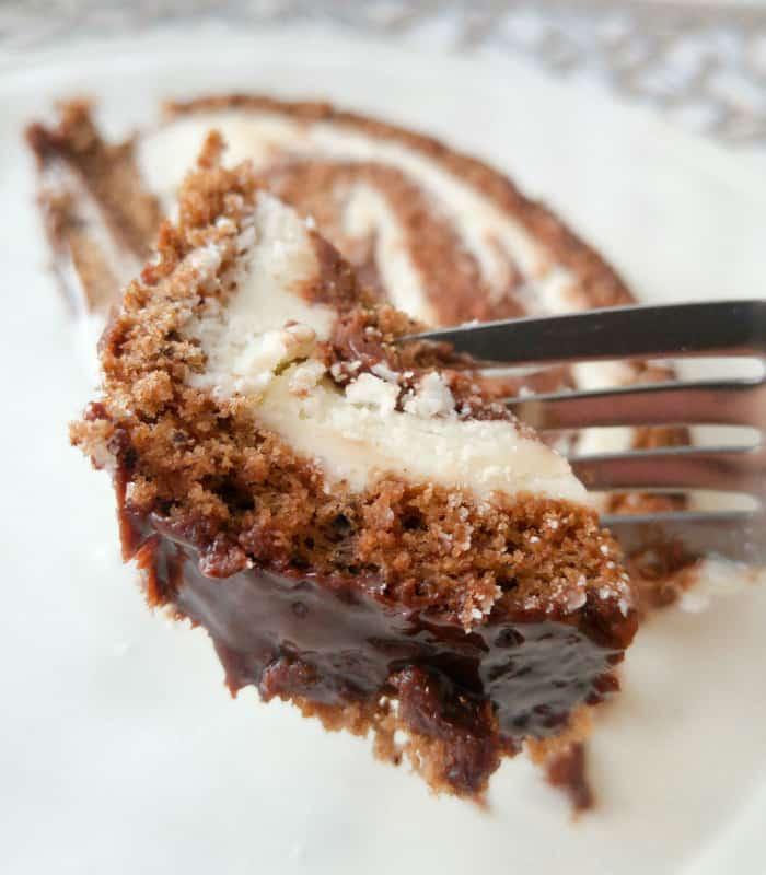 Tuxedo Cake Roll 1