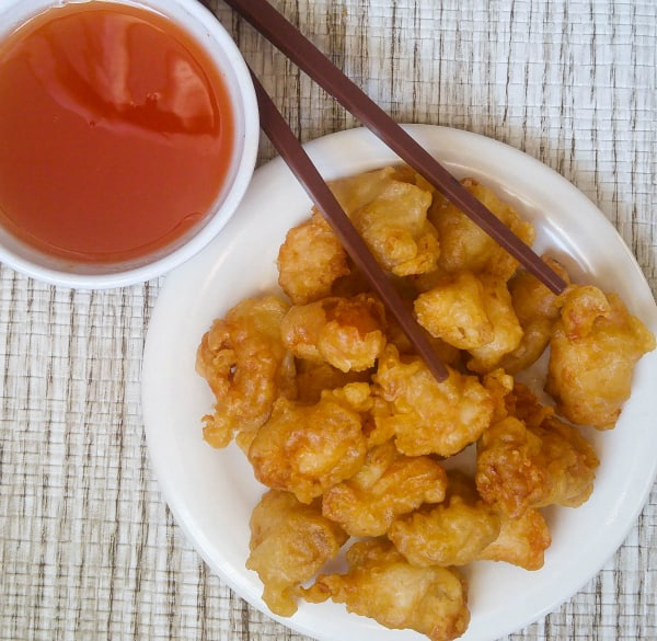 Chicken with Sweet and Sour Sauce 0