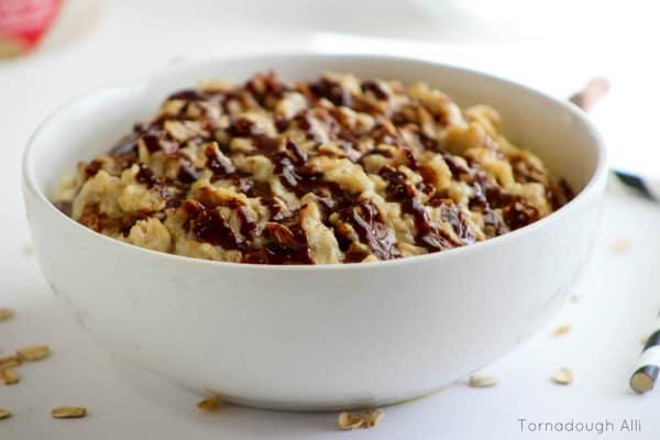 Boston Cream Pie Oatmeal5