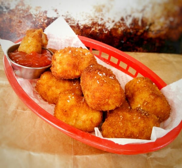 Giant Cheesy Tater Tots - Tornadough Alli
