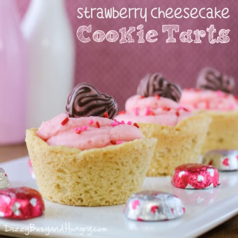 strawberry-cheesecake-cookie-tarts-title