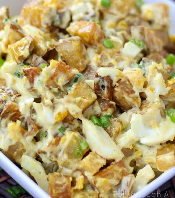 Deep Fried Potato Salad3