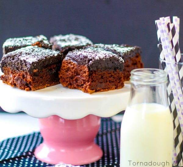 Oreo Truffle Brownies3