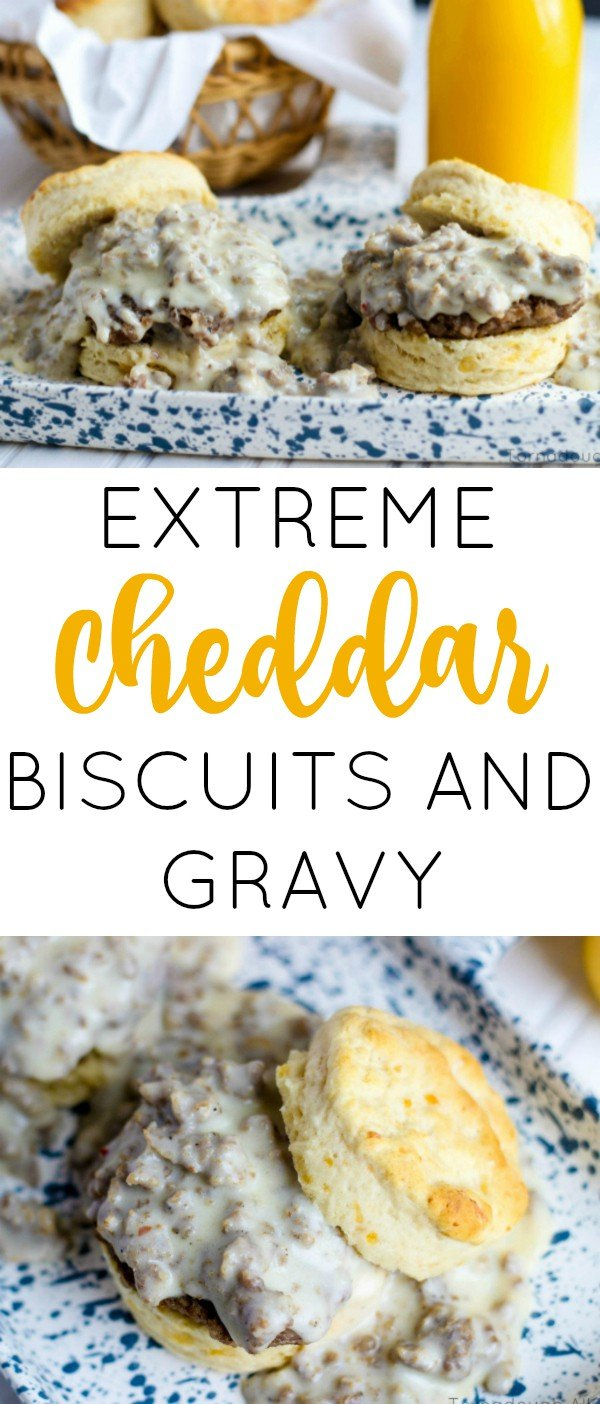 Biscuits and Gravy Collage