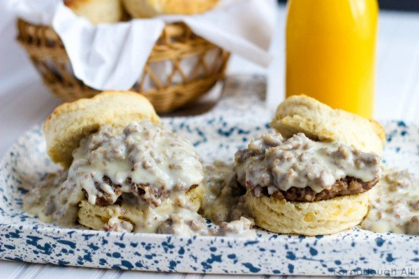 Biscuits and Gravy1