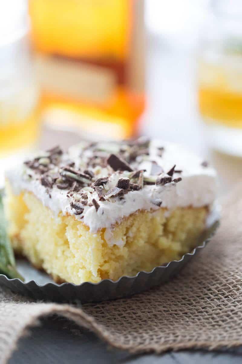 Mint Julep Cake Recipe