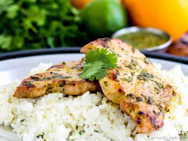Mojo-Pork-Chop-with-Cilantro-Sour-Cream-Rice2