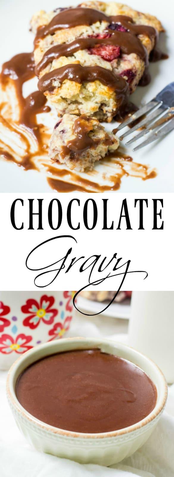 Chocolate Gravy - Tornadough Alli