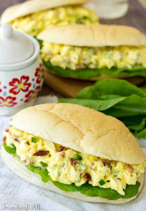 Jalapeno Bacon Egg Salad
