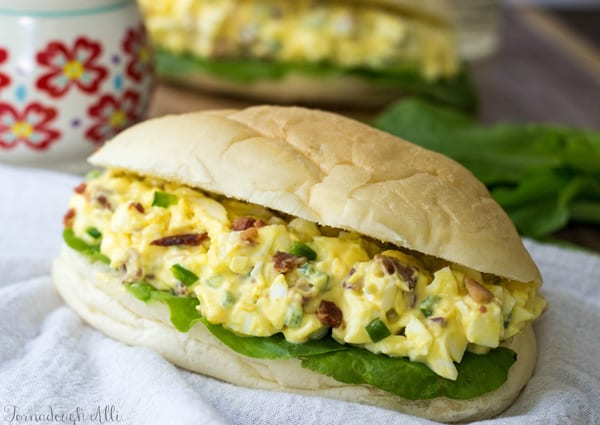 Jalapeno Bacon Egg Sala