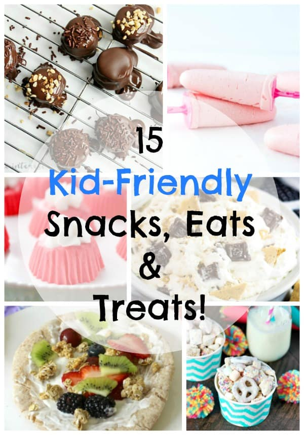 Kid Friendly Collage