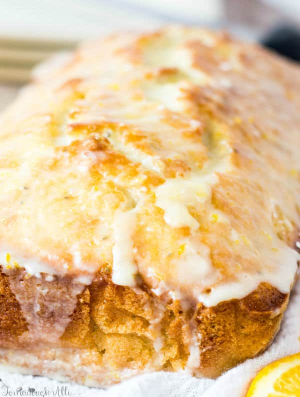 Candied Orange Chia Seed Bread