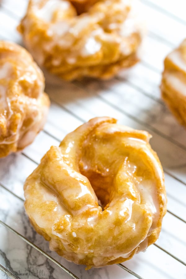 French Cruller Donut