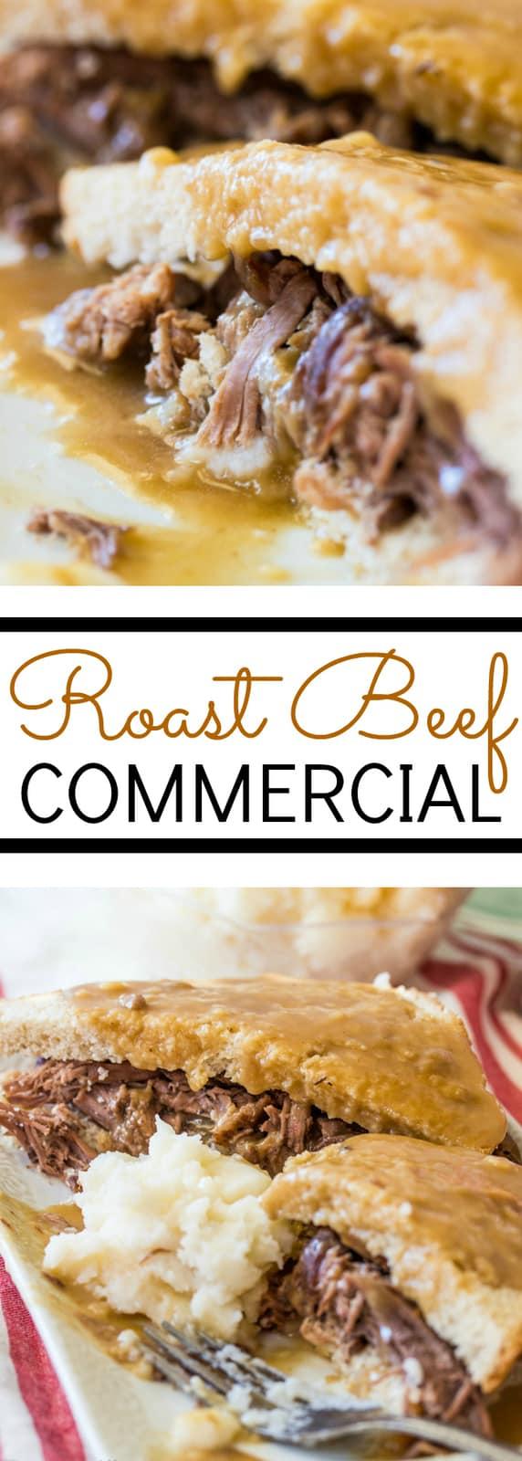 Roast Beef Commercial