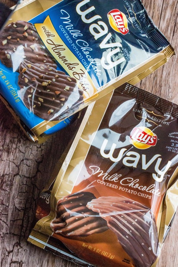 Chocolate Covered Potato Chip Caramel Bars - Tornadough Alli