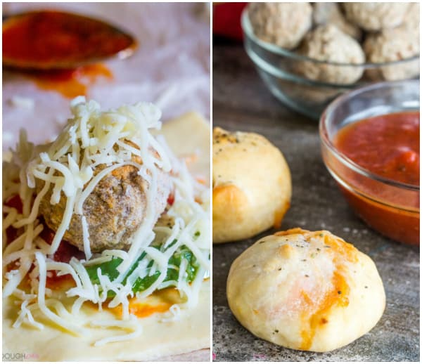 Italian Meatball Sub Bombs