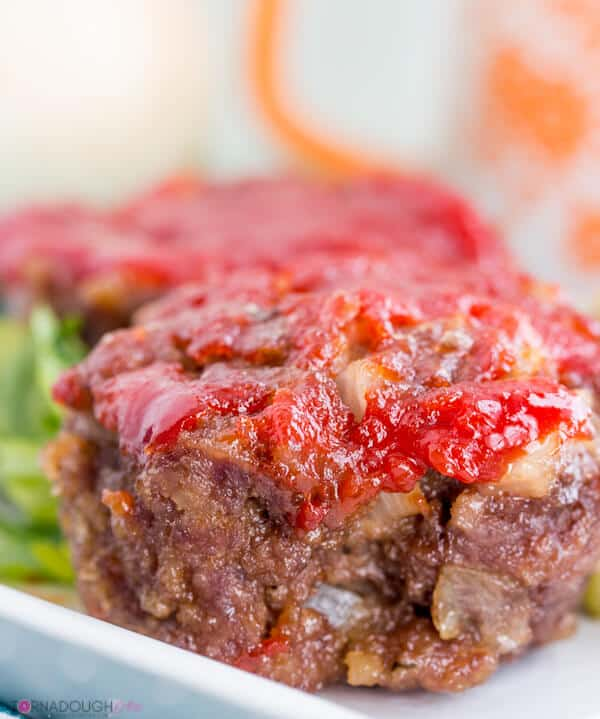 Bacon Brown Sugar Mini Meatloaf