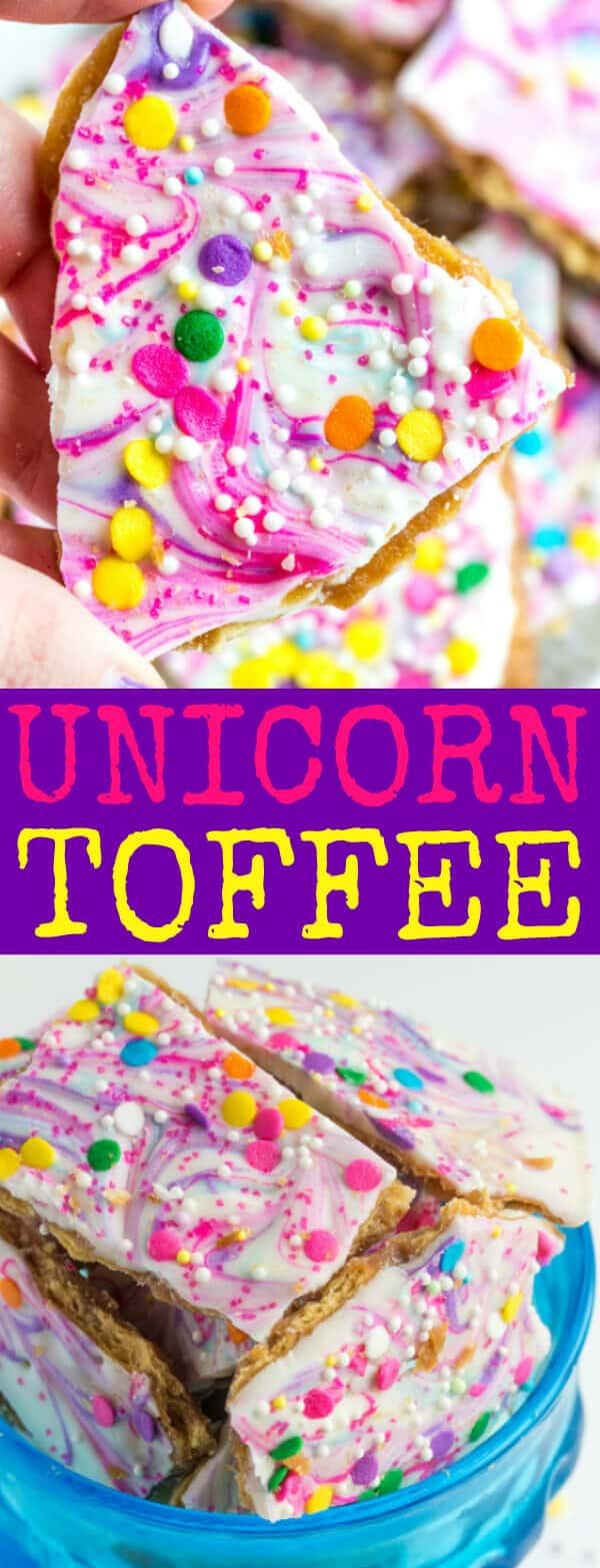 Unicorn Toffee