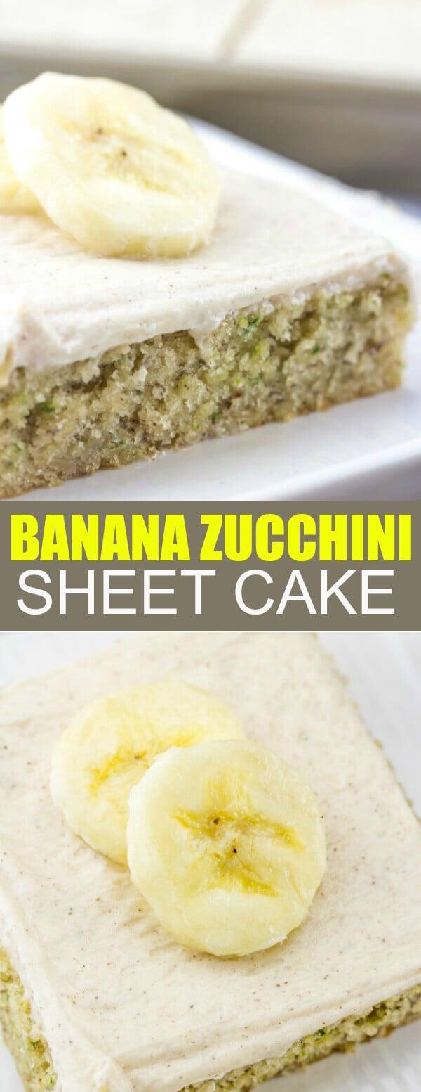 Cream Cheese Banana Bundt Cake