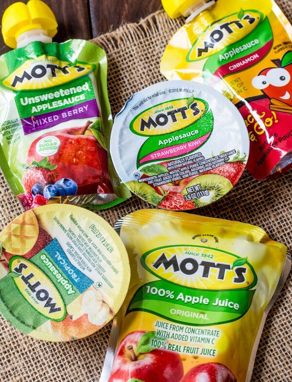 Be Healthy with Mott's