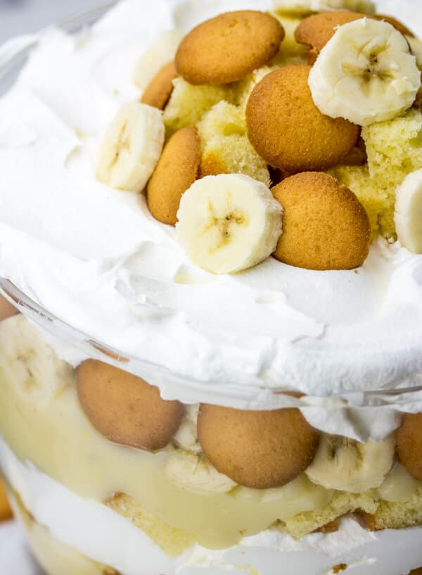 Banana Pudding Trifle