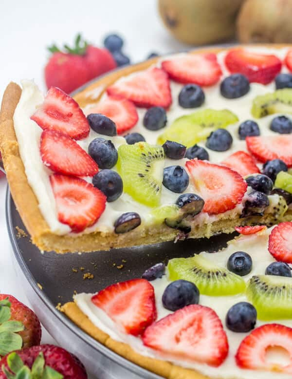 Fruit Pizza Recipes