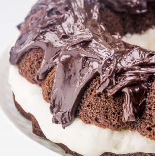 Whoopie Pie Cake