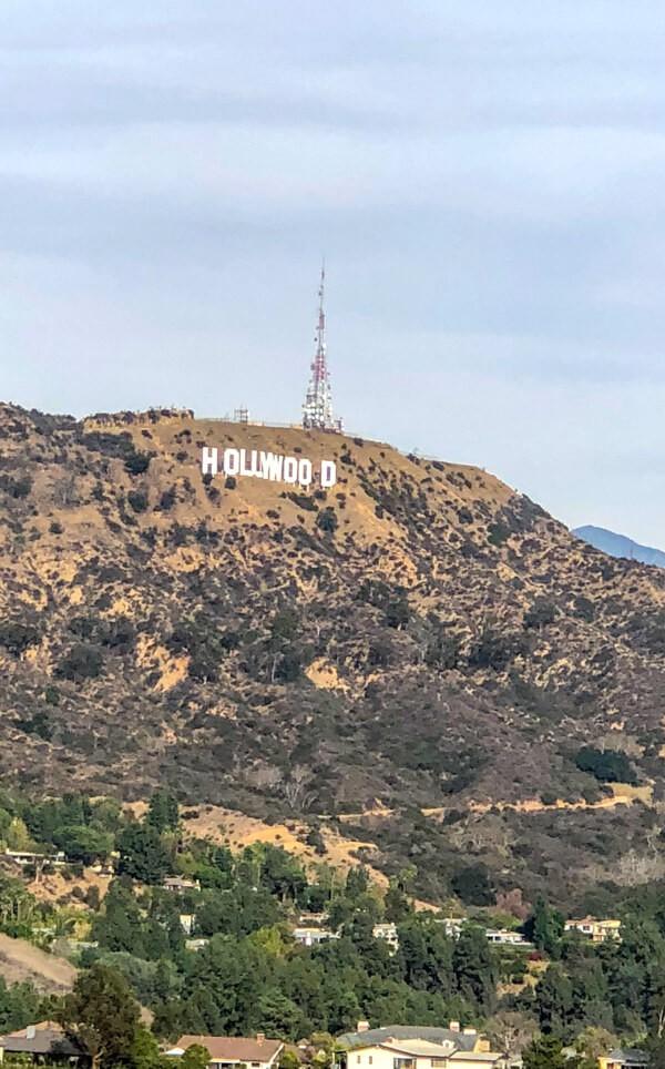 Visiting Los Angeles California