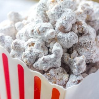 Puppy Chow Popcorn