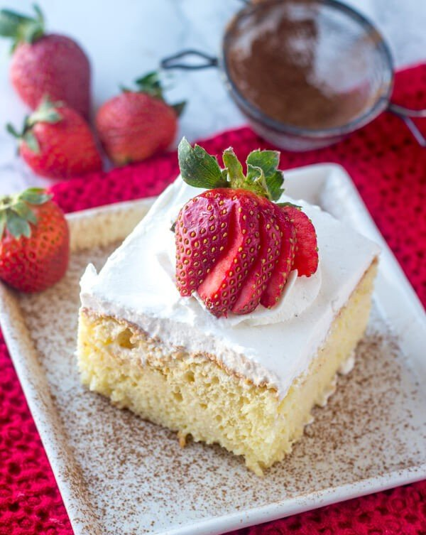 Authentic Tres Leches Cake Recipe