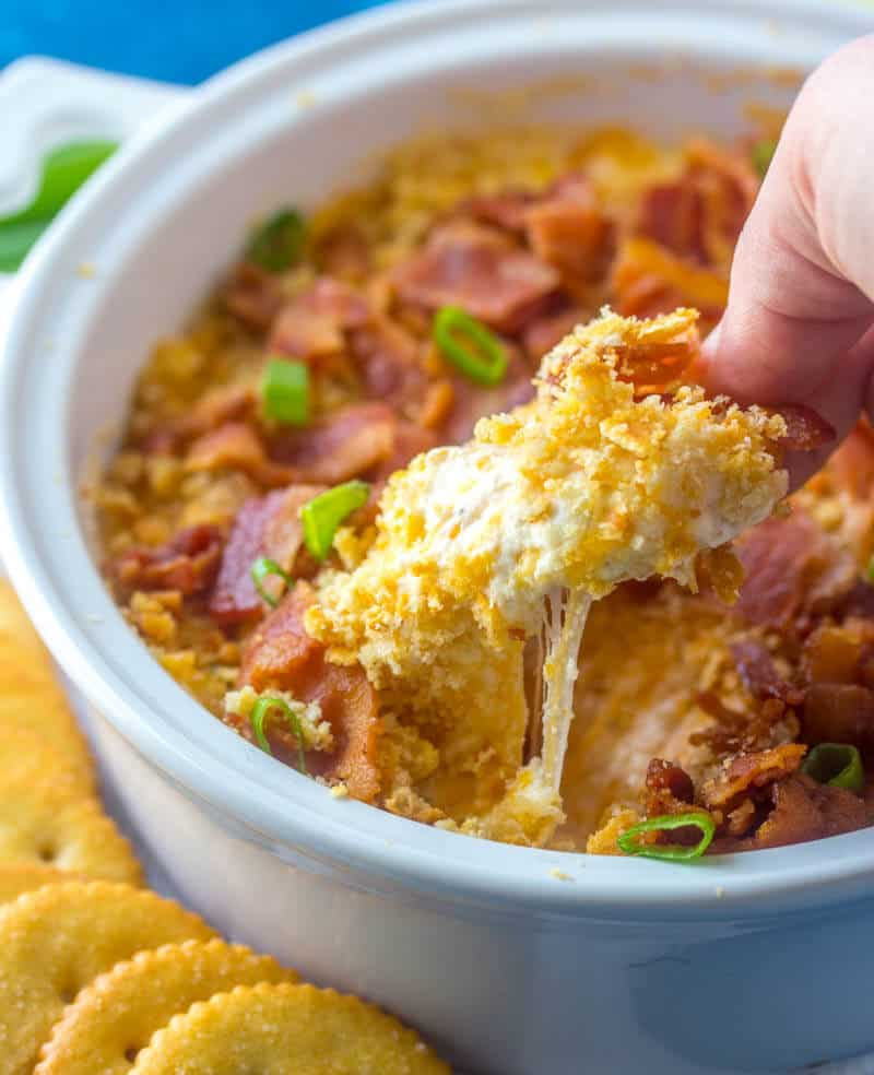 Trisha Yearwood Charleston cheese dip