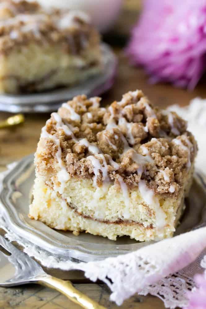 Lemon Coffee House Cake Recipe