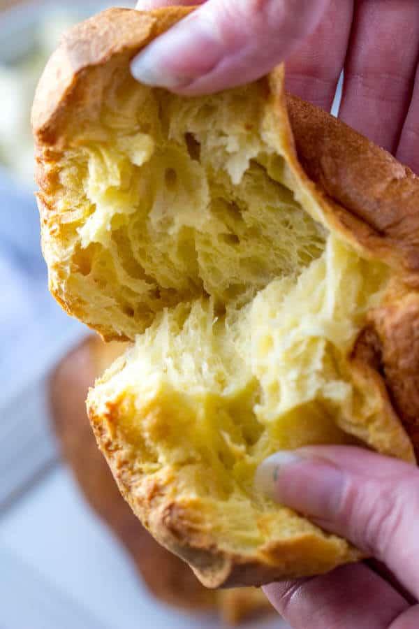 Popover bread