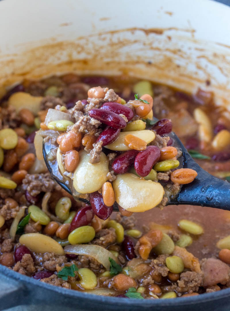 Calico Bean Recipe