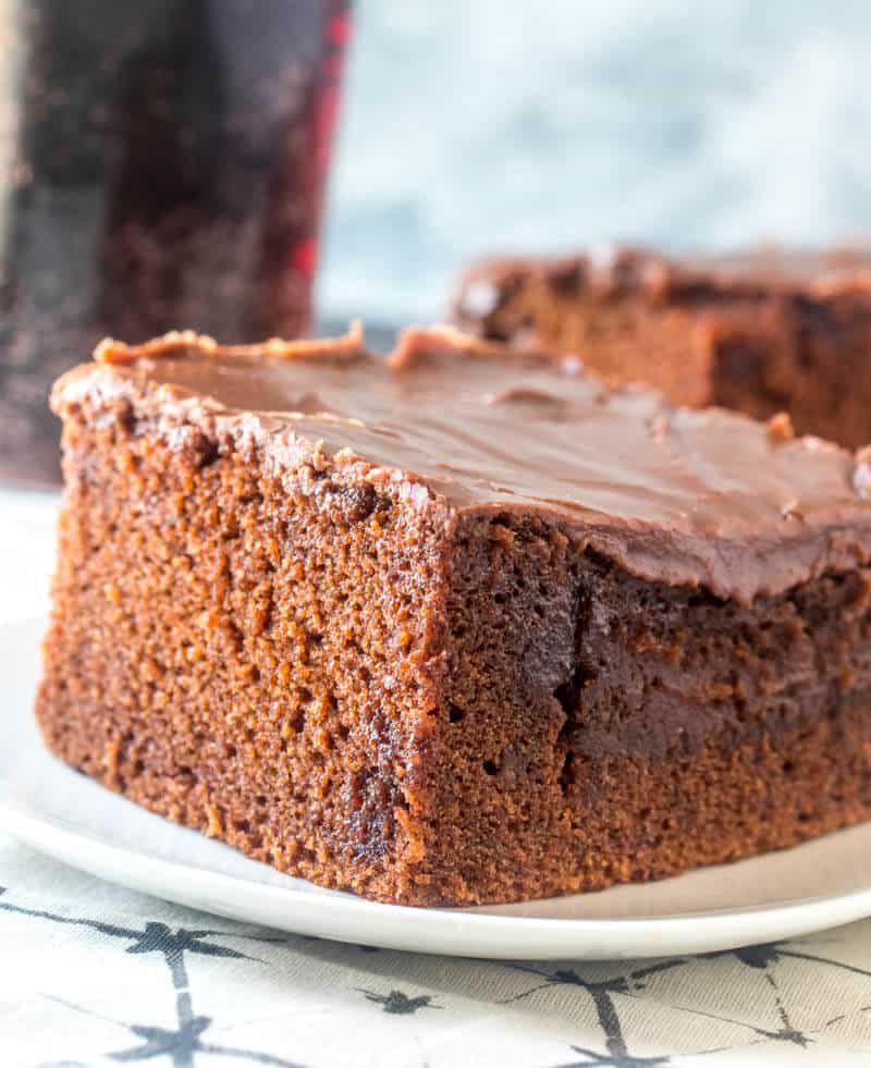 Cracker Barrel Coca Cola Cake Recipe