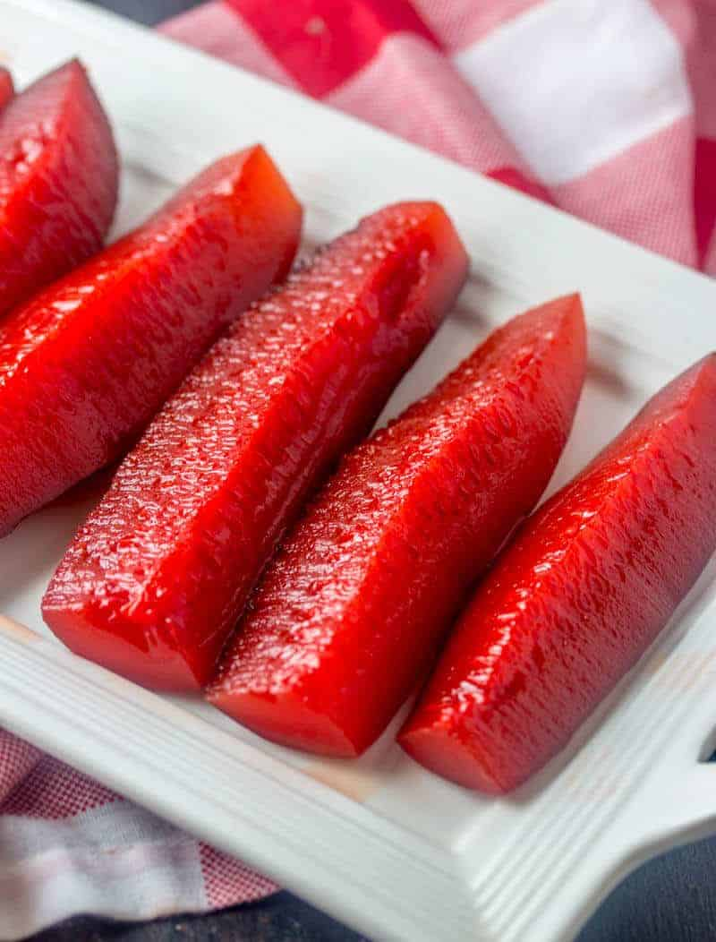 kool aid pickles a sweet and sour colorful snack