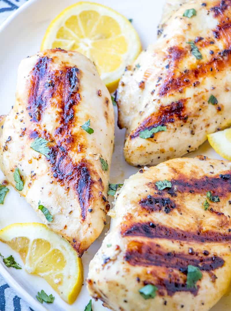 Lemon Pepper Chicken Breast