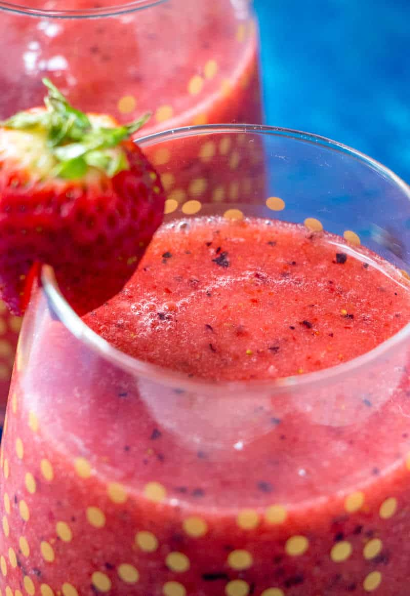 Frozen Strawberry Cooler