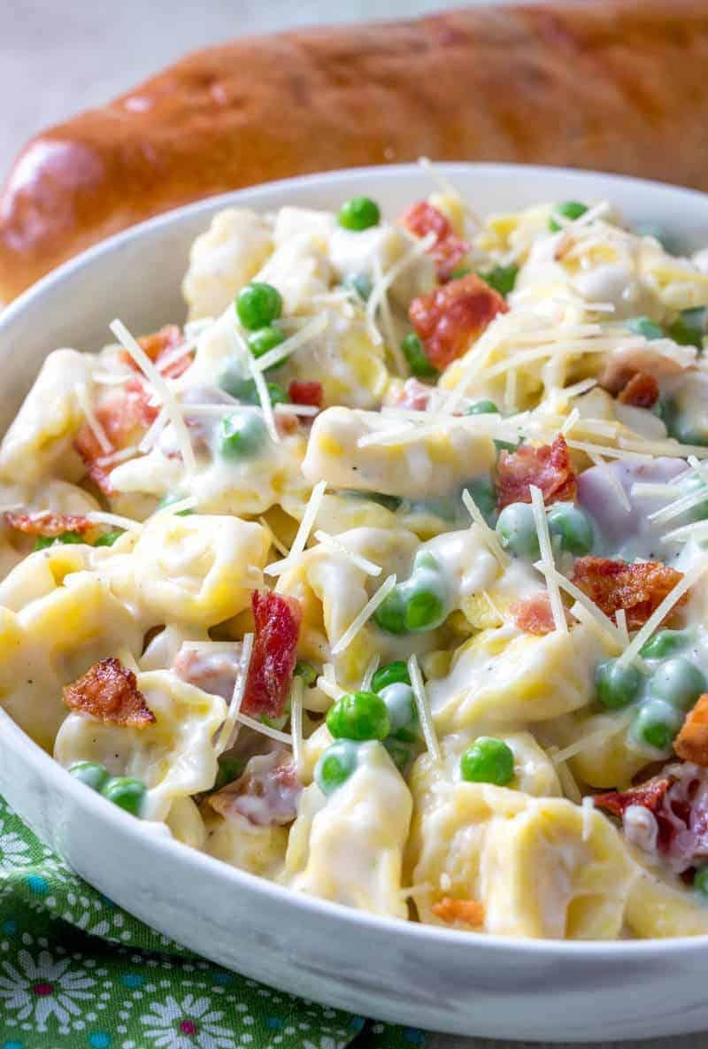 Best Tortellini Salad
